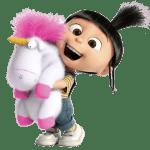 Meu Malvado Favorito – Agnes 3 PNG