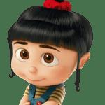 Meu Malvado Favorito – Agnes PNG