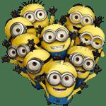 Meu Malvado Favorito – Minions 5 PNG