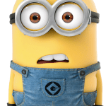 Meu Malvado Favorito – Minions Dave 3 PNG