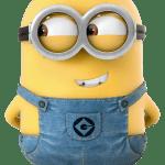 Meu Malvado Favorito – Minions Dave 6 PNG
