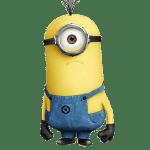 Meu Malvado Favorito – Minions Phil PNG