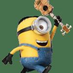 Meu Malvado Favorito – Minions Stuart 3 PNG