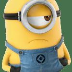 Meu Malvado Favorito – Minions Stuart PNG