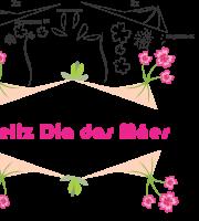 Molde de dia das mães 29 para Eva, Feltro e Artesanato