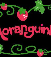 Moranguinho - Logo Moranguinho Vermelho