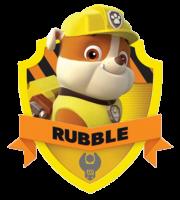 Patrulha Canina - Rubble 3
