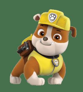 Patrulha Canina - Rubble 4