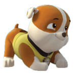 Patrulha Canina – Rubble 5 PNG