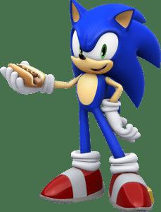 Sonic - Novo Sonic 13