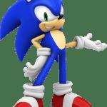 Sonic – Novo Sonic 20 PNG