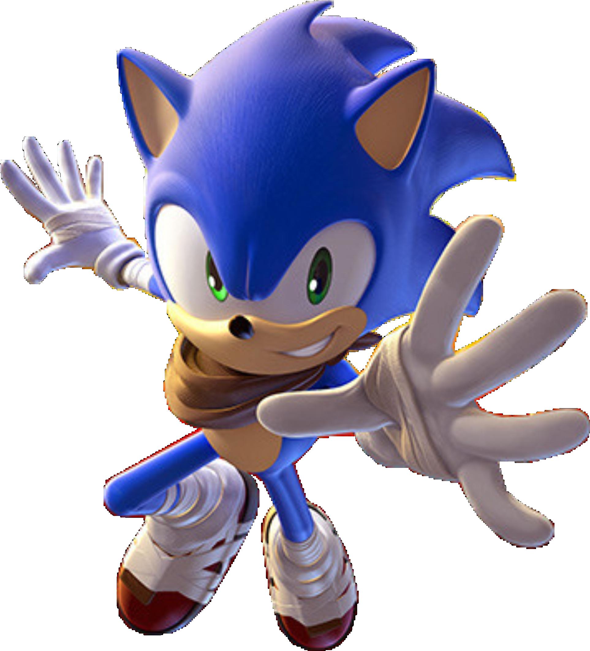 Novo Sonic 5 PNG Imagens E Moldes.com.br