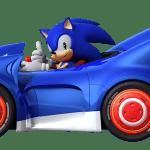 Sonic – Novo Sonic Carro PNG