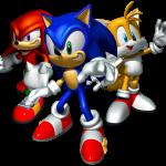 Sonic – Novo Sonic e Amigos PNG