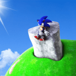 Sonic – Plano de Fundo – Background 3 PNG