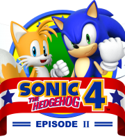 Sonic - Sonic 4 The Hedgehog Logo