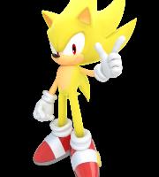 Sonic - Sonic Amarelo 15