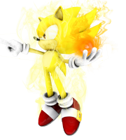 Sonic - Sonic Amarelo 3