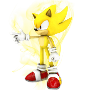 Sonic - Sonic Amarelo 4