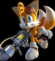 Sonic - Tails Raposa 2