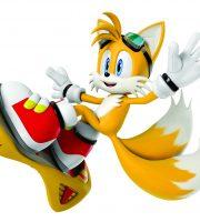 Sonic - Tails Raposa 3