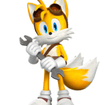 Sonic – Tails Raposa 4 PNG