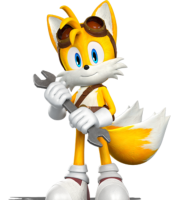 Sonic - Tails Raposa 4
