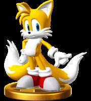 Sonic - Tails Raposa