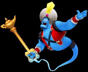 Aladdin - Gênio 4