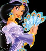 Aladdin - Jasmine 5