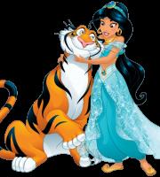 Aladdin - Jasmine 8