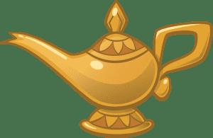 Aladdin - Lâmpada Mágica
