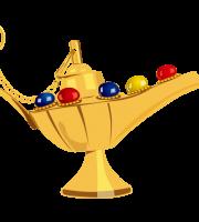 Aladdin - Lâmpada Mágica 2