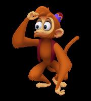 Aladdin - Macaco Abu