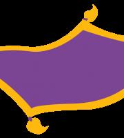 Aladdin - Tapete Mágico