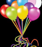 Balões - Conjunto de Balões Coloridos 14