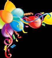 Balões - Conjunto de Balões Coloridos 16