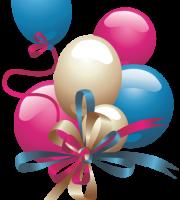 Balões - Conjunto de Balões Coloridos 18