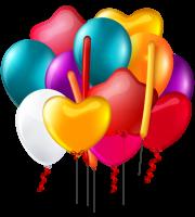 Balões - Conjunto de Balões Coloridos 9