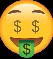 Emoji Dinheiro