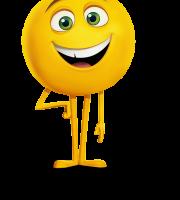 Emoji o Filme - Emoticon Gene Meh