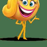 Emoji o Filme – Emoticon Sorriso PNG