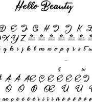 Fonte Hello Beauty para Baixar Grátis