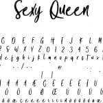 Fonte Sexy Queen para Baixar Grátis