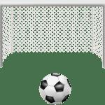 Futebol – Trave de Futebol 3 PNG
