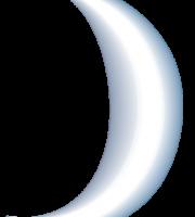 Imagem Lua - Lua Crescente 2