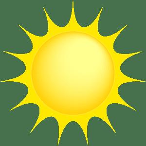 Imagem Sol - Sol Brilhando 2