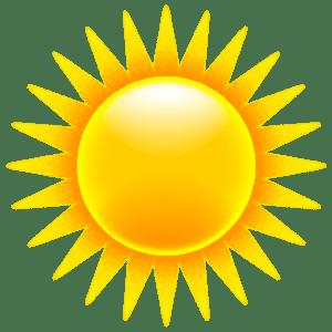 Imagem Sol - Sol Brilhando 4