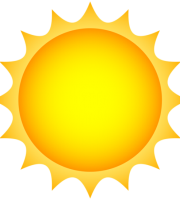 Imagem Sol - Sol Brilhando