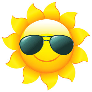 Imagem Sol - Sol de Óculos